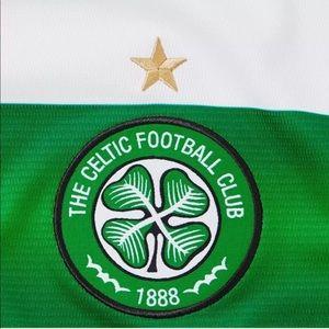 New Balance Shirts - Authentic New Balance Celtic FC Soccer Jersey 86f6bb202